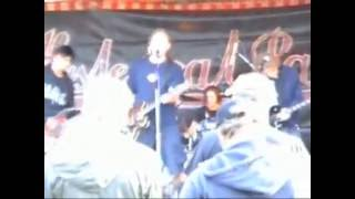 Video newman (live 23.07.05) dolní žandov - hysterical party