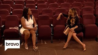 Heavenly Kimes Has A Sit Down With Mariah Huq | Married To Medicine | Bravo