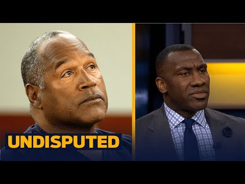 Surprised O.J. Simpson granted parole? Skip Bayless and Shannon Sharpe react   UNDISPUTED