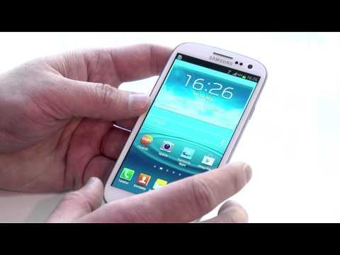 Samsung Galaxy S III - hands-on PL ()