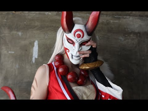 League Of Legends 2017 Cosplay