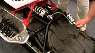 4. Pro-Ride Rear Suspension