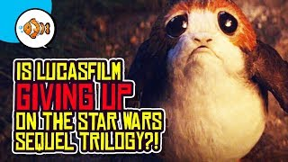 Nonton Is Lucasfilm Giving Up On The Star Wars Sequel Trilogy   Film Subtitle Indonesia Streaming Movie Download