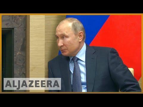 🇷🇺Putin leads 25th anniversary celebrations of Russian constitution l Al Jazeera English