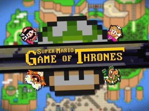 Super Mario World: Game of Thrones