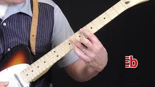 Otis Redding These Arms of Mine Guitar Lesson