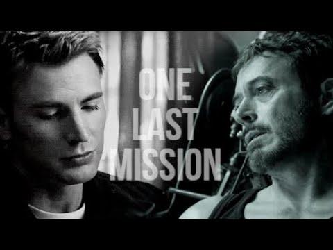 (Marvel) One Last Mission   Tony Stark & Steve Rogers   cw Mr. Editz