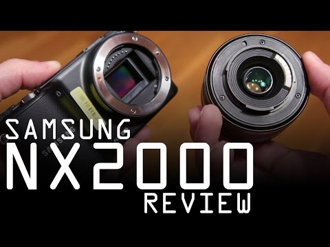 Samsung NX2000 video preview