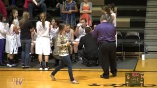 RHS Girls Basketball vs Winamac High School