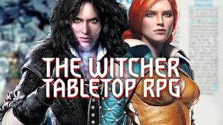 How The Witcher Tabletop RPG Was Made