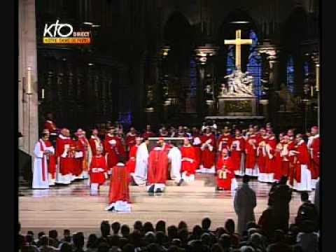 """""""Laudate Dominum"""" - Notre Dame Paris"""