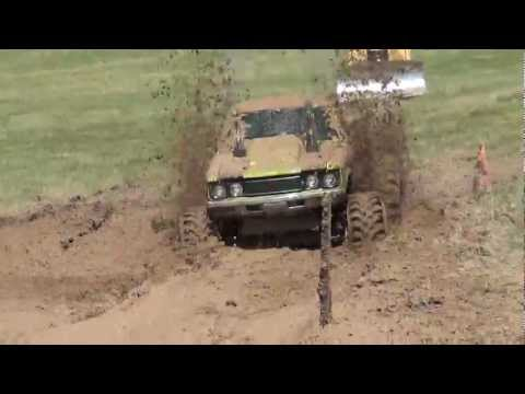 Mio Mud Bogs at 33 Motosports Park July 7, 2012