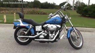 10. Used 2002 Harley Davidson FXDWG Dyna Wide Glide