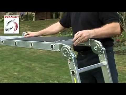 Super-Step Pro Articulated Ladders