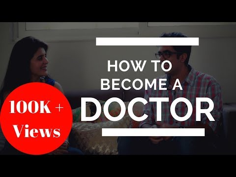 How to Become a Doctor - Steps to Becoming a Doctor in India | Part 1 of 2 I #ChetChat