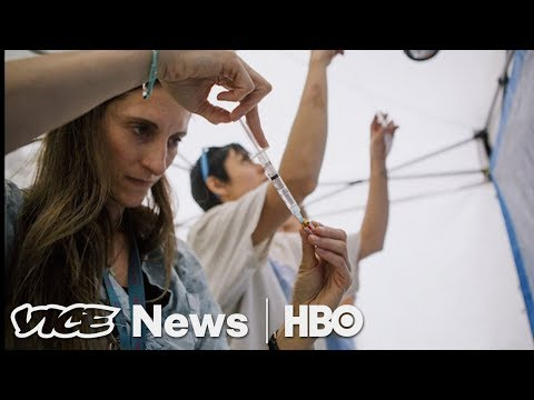 Inside A Safe Injection Site That Breaks The Law But Prevents Overdoses (HBO)