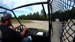 7. HONDA PIONEER 500 AUTOMATIC TEST RIDE/REVIEW FROM MUDD MAN