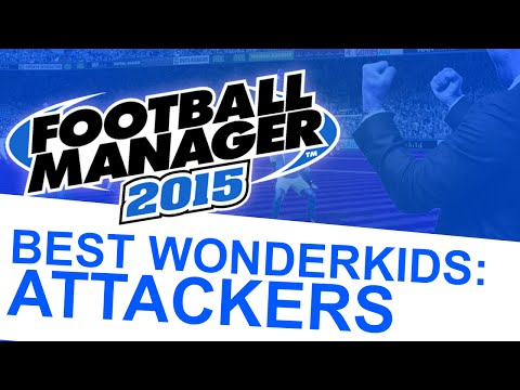 manager - Hey guys, hope you're enjoying Football Manager 2015! FM15 Wonderkids Shortlist: Attackers - http://www.mediafire.com/download/yyvpgtihtrdj43n/Best+Young+Attackers.slf For the best Football...
