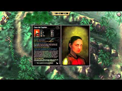 Quick Look: Expeditions Conquistador – with Gameplay Video