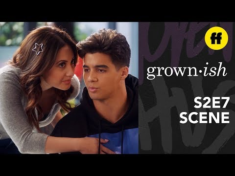 grown-ish Season 2, Episode 7 | Ana is a Sloppy Drunk | Freeform