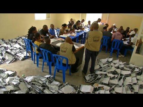 Demokratische Republik Kongo: Bekanntgabe der Wahlerg ...