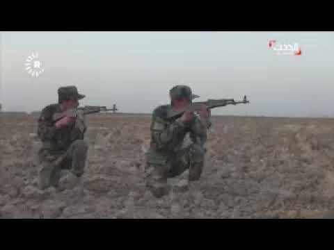 فيديو : شاهد.. ميليشا «الحشد» تدرب وتجند الأطفال بـ«#العراق» #الحشد_الشعبي