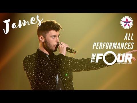 James Graham: All Performances On 'The Four' Season 2