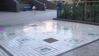 Fuente de agua – Se disfruta seas niño o adulto