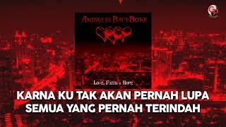 Andra And The Backbone - Terdalam (Official Lyric)