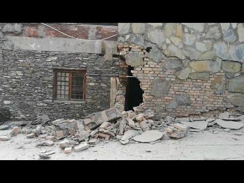 Κίνα: Φονικός σεισμός 7 ρίχτερ στην επαρχία Σετσουάν