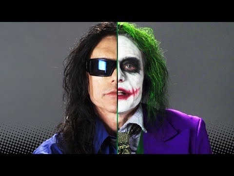 0 - Tommy Wiseau's Joker Audition Is… Nope, Simply Watch It!