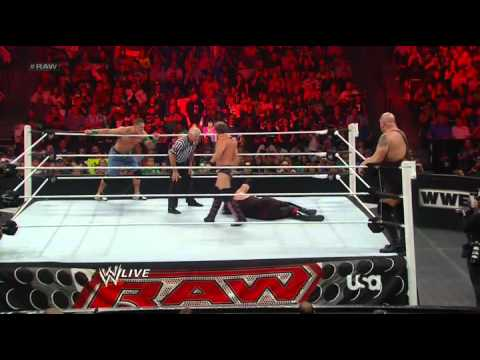WWE Monday Night RAW 09.07.2012 [WTCVideo]