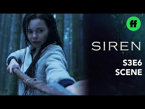 Siren Season 3, Episode 6 | Katrina Betrays Ryn | Freeform