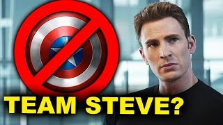 Steve Rogers is NOT Captain America REACTION - Black Panther, Avengers Infinity War 2018 by Beyond The Trailer