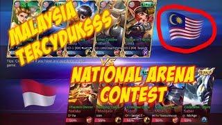 Video Malaysia Kualahan Lawan Indonesia - National Arena Contest mobile legends 27 08 2018 MP3, 3GP, MP4, WEBM, AVI, FLV November 2017