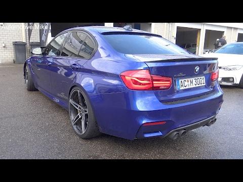 BMW AC Schnitzer ACS3 Sport F80