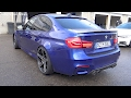 AC Schnitzer ACS3 SPORT BMW M3 F80 start up & LOUD revs!