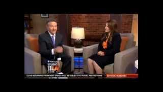Cozen O' Connor Labor and Employment Attorney Michelle Flores on Fox LA