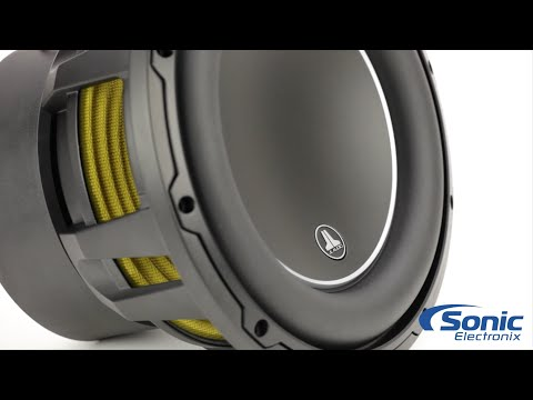 JL Audio W6v3 Car Subwoofers | Product Overview