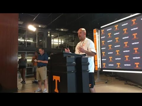 UT Vols coach Jeremy Pruitt: More toughness and consistency needed