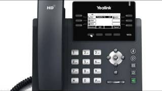 T41P/T42G IP Phone - Call Transfer