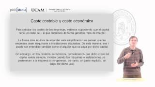 Microeconomía II - El Coste De La Producción (7) - Alfonso Rosa