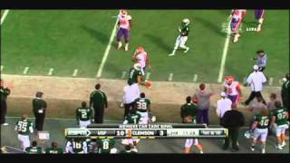 Deandre Mcdaniel vs South Florida vs  ()