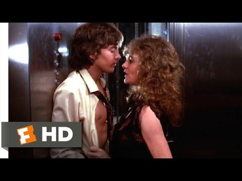 Class (1983) - Love in an Elevator Scene (5/11)   Movieclips