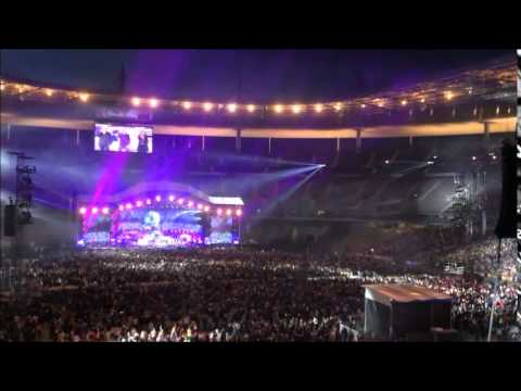 Stars 80 Concert Stade de France 09/05/2015