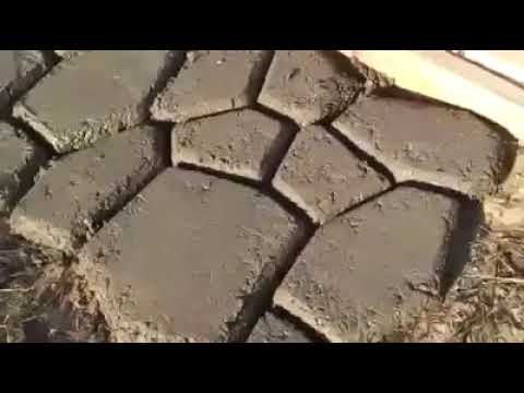 How To Make Concrete Paving Stones EasyWay