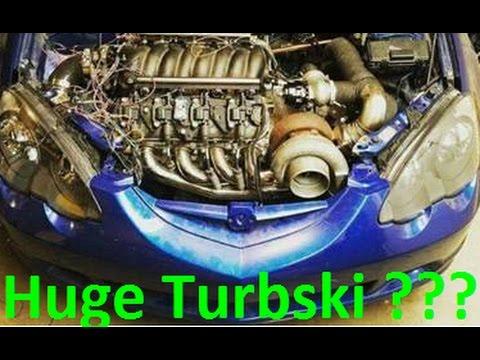 LS Saturn Meets Turbo LS RSX