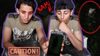 We finally did it! We decided to try the 3 AM challenge, which turned out to be a bad idea! Siri actually shows up in our backyard, putting fear in our hearts. If you enjoyed watching this video and would like more scary content, please comment down below, drop a like and subscribe. DO NOT ATTEMPT!DO NOT TRY THIS!Previous videos: https://www.youtube.com/watch?v=yrZRXjB2dL4https://www.youtube.com/watch?v=QQPZv9YUdbghttps://www.youtube.com/watch?v=1gPFlgf8J-0https://www.youtube.com/watch?v=55euun94Ewwhttps://www.youtube.com/watch?v=3_DoFr8pJrQhttps://www.youtube.com/watch?v=REc5H7DCUCIhttps://www.youtube.com/watch?v=mNUIrttNOHchttps://www.youtube.com/watch?v=j-smqB1YQcIhttps://www.youtube.com/watch?v=RLmHB...Follow us on our Social Media:INSTAGRAM: Yaknowitsob // Moenaz_flacoSNAPCHAT : YouknowitsOB // Moenaz_flacoTWITTER : YaknowitsOB // MoeNaz_BUSINESS - futuretwinztv2@gmail.com