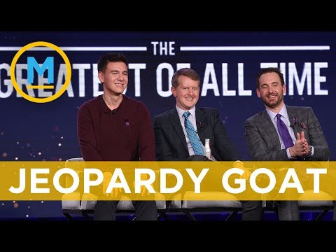 The greatest Jeopardy player of all time has been crowned | Your Morning