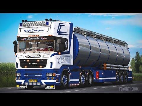 Scania R500 C&M Transport 1.36